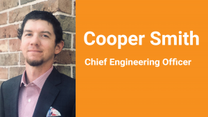 Cooper Smith, Chief Engineering Officer